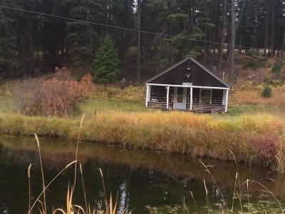 Flathead County Single Family Home For Sale: 1099 Twin Ponds Road