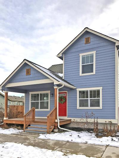 Missoula Single Family Home For Sale: 4231 Hermione Lane