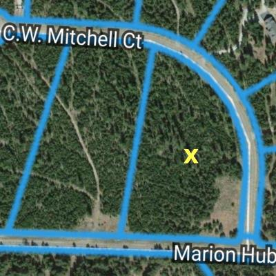 Marion Residential Lots & Land For Sale: 28 C.w. Mitchell Court