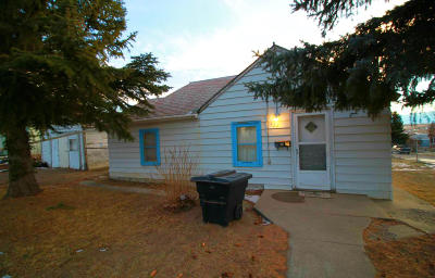Single Family Home For Sale: 322 2nd Street South West