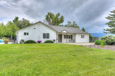 Ravalli County Single Family Home For Sale: 1618 Simpson Lane