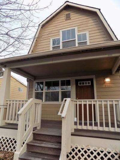 Missoula MT Single Family Home For Sale: $225,000