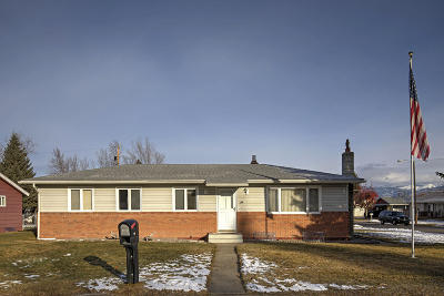 Missoula MT Single Family Home For Sale: $339,445