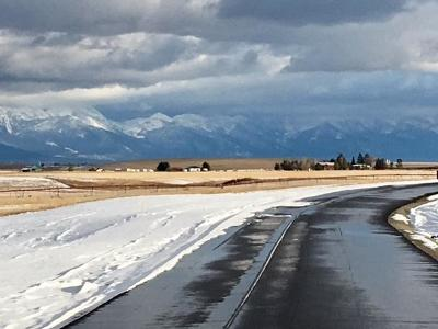 Kalispell Residential Lots & Land Under Contract Taking Back-Up : Lot 4 Farm To Market Road