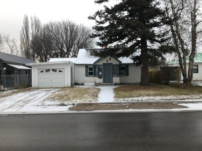 Kalispell Single Family Home For Sale: 1025 7th Avenue West