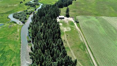 Flathead County Residential Lots & Land For Sale: 275 Whitefish Trail South