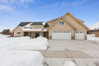 Flathead County Single Family Home For Sale: 47 Glacier Circle