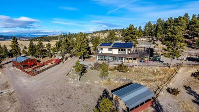 Helena Single Family Home For Sale: 5747 Eagle Ridge Road
