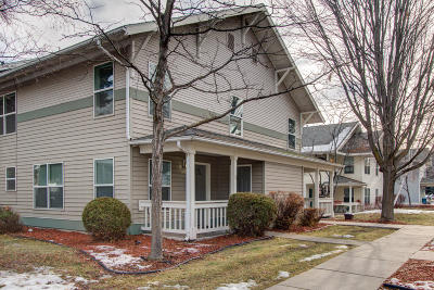 Missoula Single Family Home Under Contract Taking Back-Up : 1421 Eaton Street
