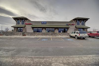 Flathead County Commercial Lease For Lease: Hutton Ranch Road
