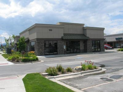 Kalispell Commercial Lease For Lease: Hutton Ranch Road