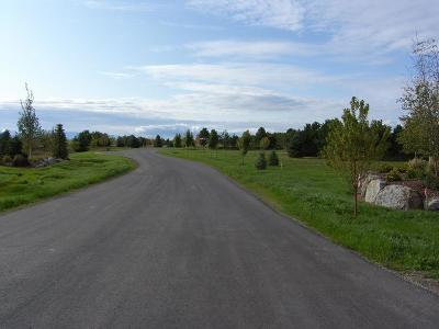 Kalispell Residential Lots & Land Under Contract Taking Back-Up : Lot 4A Roosevelt Trail