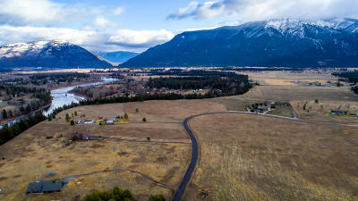 Columbia Falls Residential Lots & Land For Sale: 110 & 120 River Butte Drive