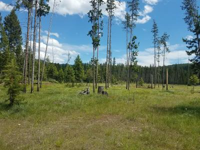 Seely Lake, Seeley Lake Residential Lots & Land For Sale: 350 Whitefish Drive