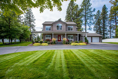 Flathead County Single Family Home For Sale: 226 South Hilltop Road