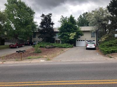 Missoula Multi Family Home For Sale: 1000/1002 Whitaker Drive