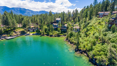 Lake County Single Family Home Under Contract Taking Back-Up : 30396 Coot Lane