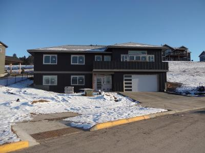 Missoula Single Family Home For Sale: 7002 Max Drive