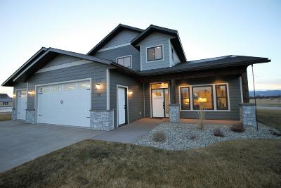 Flathead County Single Family Home For Sale: 187 Swede Trail