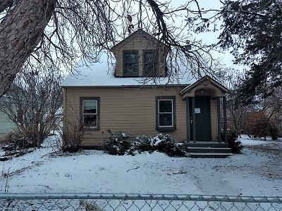 Hamilton Single Family Home For Sale: 606 North 3rd Street