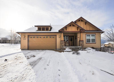 Single Family Home For Sale: 2719 Carnoustie Way