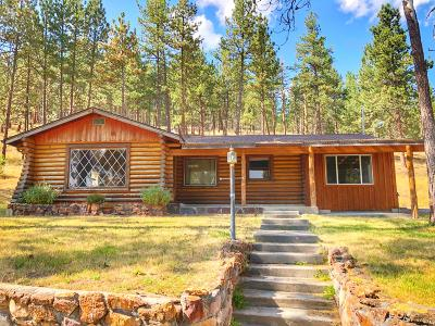 Missoula Single Family Home Under Contract Taking Back-Up : 5725 Hwy 93 South