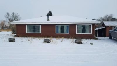 Jefferson County Single Family Home For Sale: 206 South Jackson Street