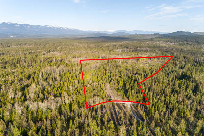 Flathead County Residential Lots & Land For Sale: Nhn Evers Creek Connection Road