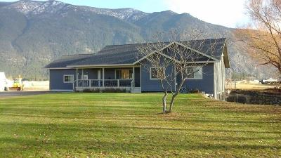 Columbia Falls Single Family Home For Sale: 3272 Montana Hwy 206