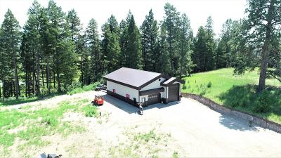 Kalispell Single Family Home For Sale: 275 Whitefish Trail South