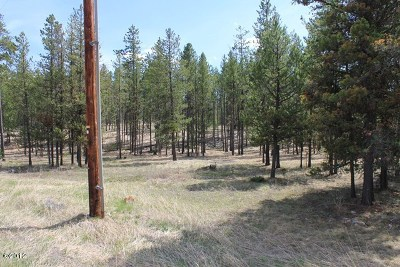 Flathead County Residential Lots & Land For Sale: 23 Frontier Loop