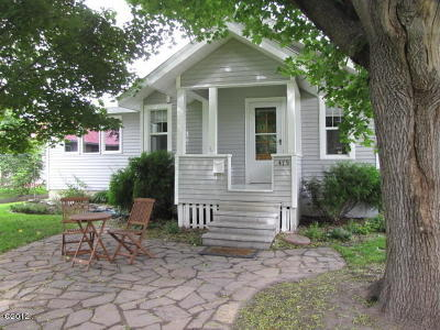 Kalispell Single Family Home Under Contract Taking Back-Up : 475 1st Avenue East North