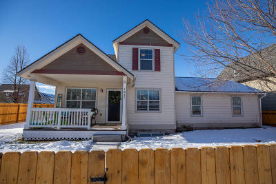 Missoula Single Family Home Under Contract with Bump Claus: 101 North Davis Street