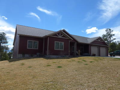 Helena Single Family Home For Sale: 6112 Timber Trail Drive