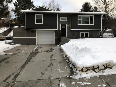 Missoula Single Family Home For Sale: 6102 Skyview Drive