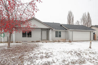 Kalispell Single Family Home For Sale: 1075 Harmony Court