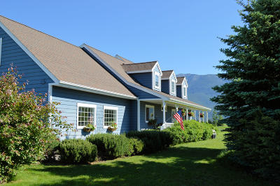 Flathead County Single Family Home Under Contract with Bump Claus: 129 Pheasant Dale Way