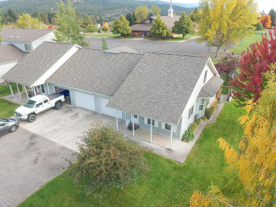 Flathead County Multi Family Home For Sale: 110 Church Street