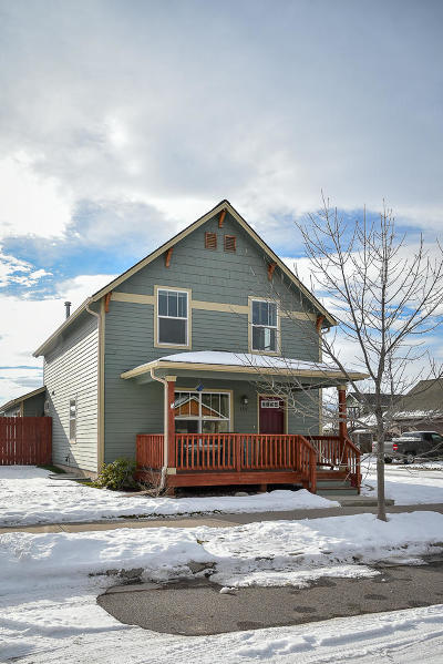 Missoula Single Family Home For Sale: 4319 Addington Drive
