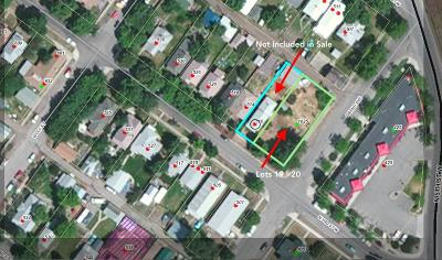 Missoula Residential Lots & Land For Sale: Lots 19-20 North 3rd Street West