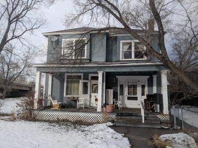 Missoula Multi Family Home For Sale: 1028 Stoddard Street