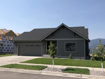 Missoula Single Family Home For Sale: 6833 Sophie Drive