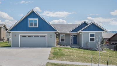 Missoula Single Family Home For Sale: 7140 Brooke Lynn Court