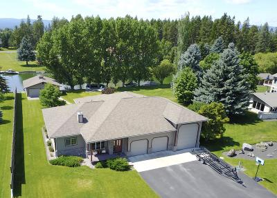 Flathead County Single Family Home For Sale: 110 McDowell Drive