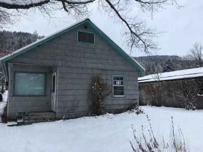 Lincoln County Single Family Home For Sale: 216 East Missoula Avenue