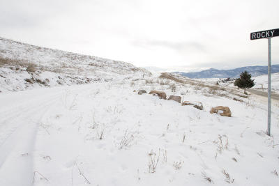 Missoula Residential Lots & Land For Sale: North Rocky Road