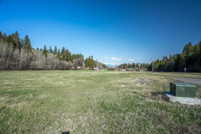 Flathead County Residential Lots & Land For Sale: 3460 Airport Road