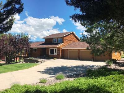 Missoula Single Family Home For Sale: 1360 Starwood Drive
