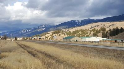 Lincoln County Commercial For Sale: Lot 12 Three Elk Ridge