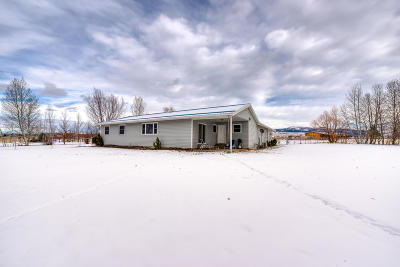Florence MT Single Family Home For Sale: $339,000